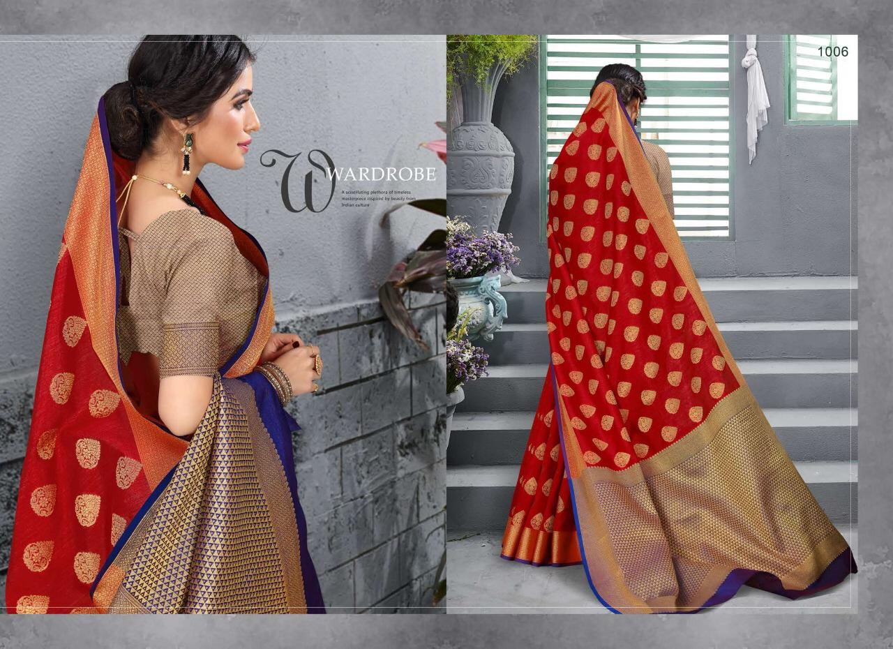 Buy Madhubani Silk Sangam Prints Sarees Catalog Online Wholesaler Lowest Price